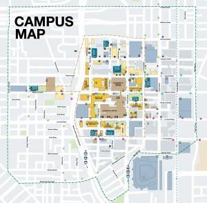 UMB-Campus-Map